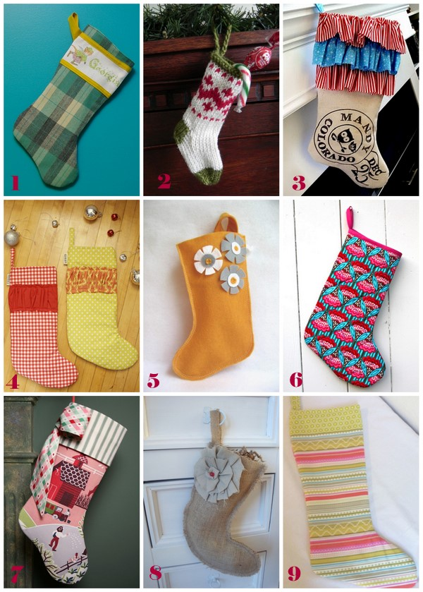 Flavors To Follow: Christmas Stockings