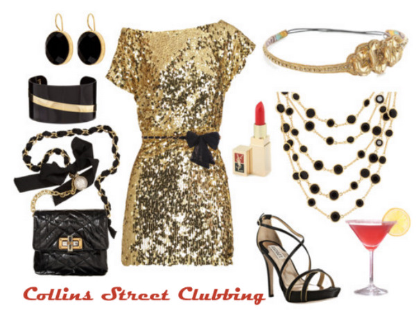 Collins Street Clubbing