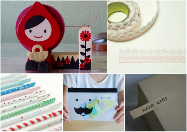Feature Sponsor + Giveaway – Cute Tape