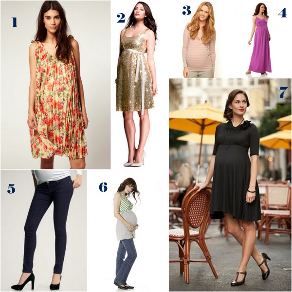 Flavors To Follow – Maternity Clothes