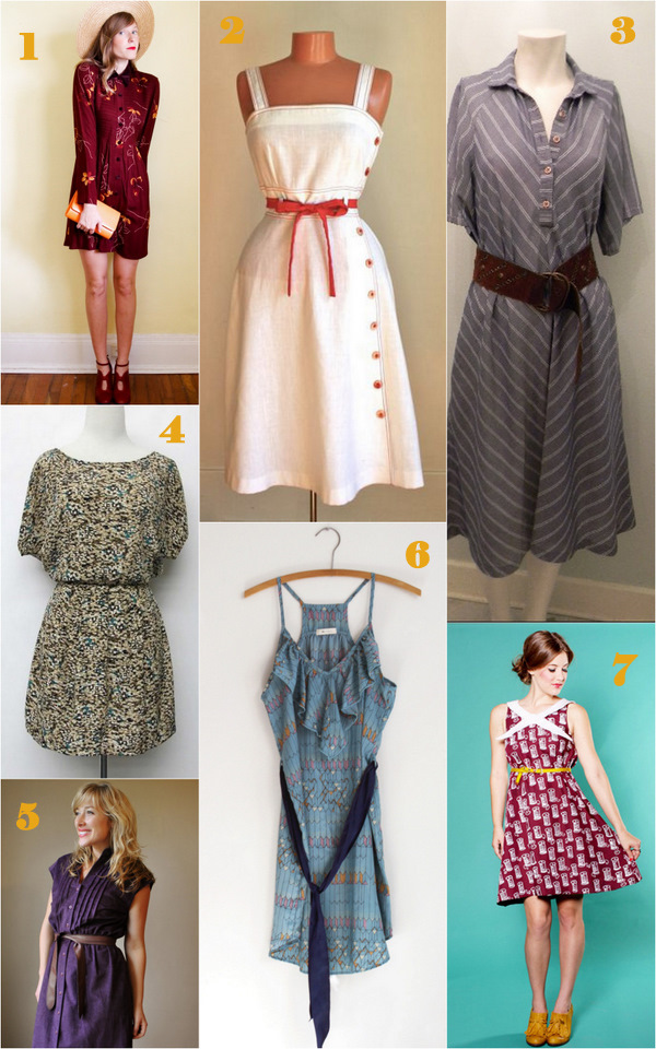 Flavors To Follow – All I Wanna Wear Is Dresses
