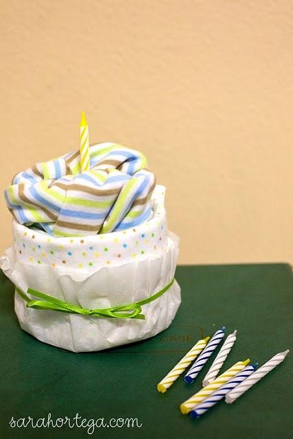 #MoiPodelki.ru Twitter.  Оформляем подарок для новорожденного: кексы из...