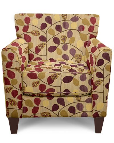 Accent Chair Color That Go With Rust Cognac Furniture: Flavors To Follow - The Color Rust