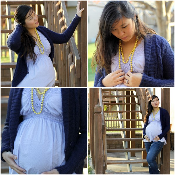 Soon Maternity Blogger's Style Challenge!