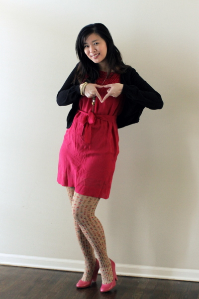 Happy Valentines Day: Valentines Fashion
