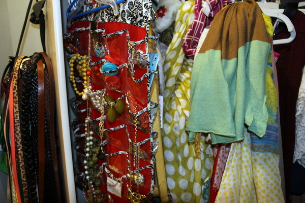 Closet Challenge – Reorganize and Wear Items With Tags!