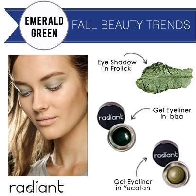 Beauty Trend-Emerald Green