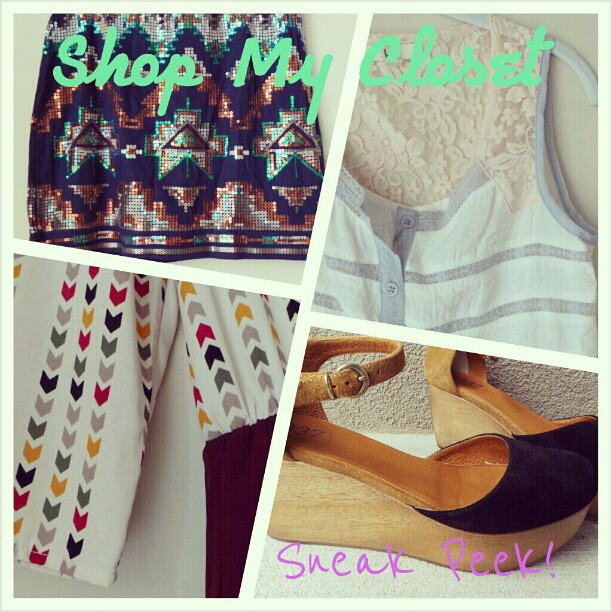 Shop My Closet – Instagram Auction Style