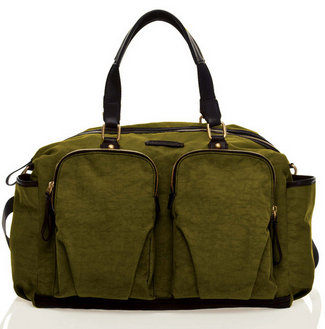 courage satchel olive