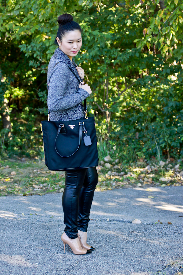 Wearing All Black A Ross Dress For Less Giveaway Sandyalamode