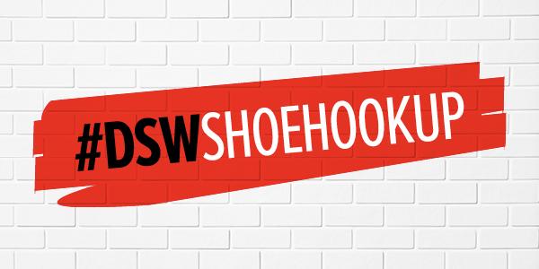 DSW Shoe Hookup Giveaway