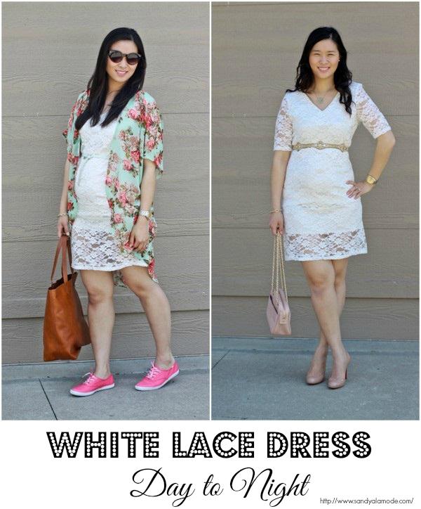 lace dress sandyalamode