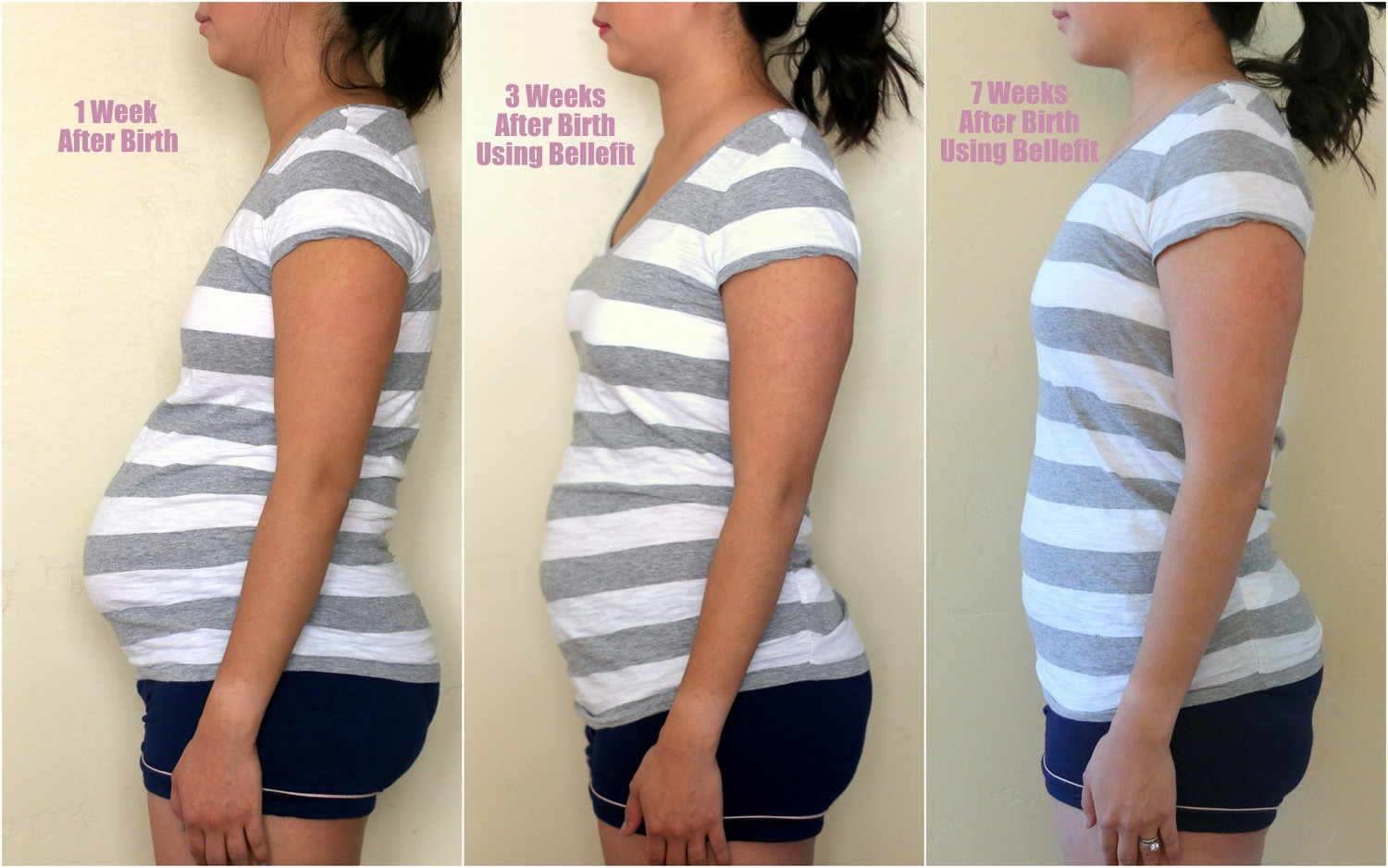 My journey to a flatter belly with Bellefit