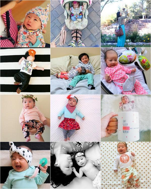 Vivian 2 Month