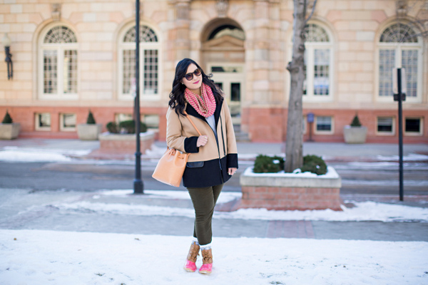 How to style Sperry duck boots
