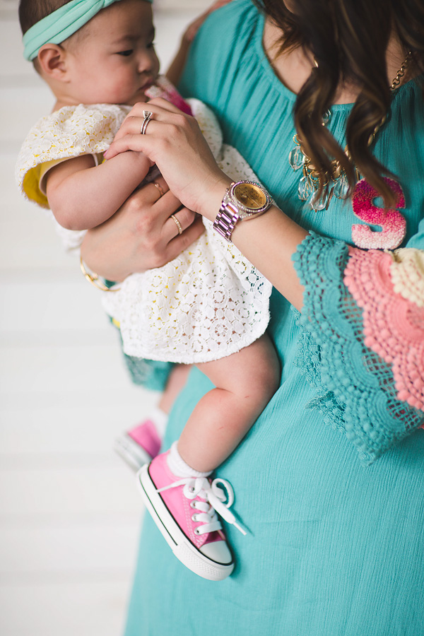 Sandy a la Mode / Mama and Daughter Style