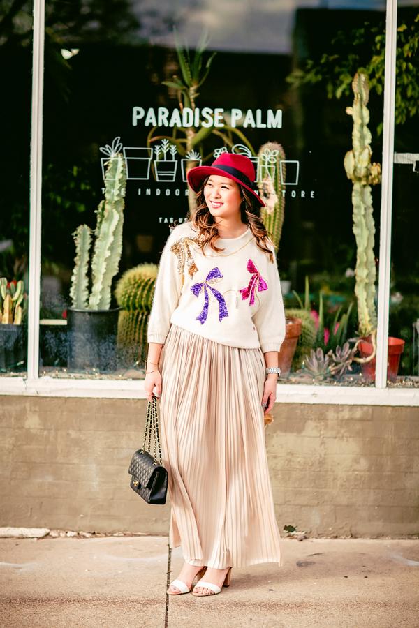sandy a la mode / fashion blogger vintage outfit