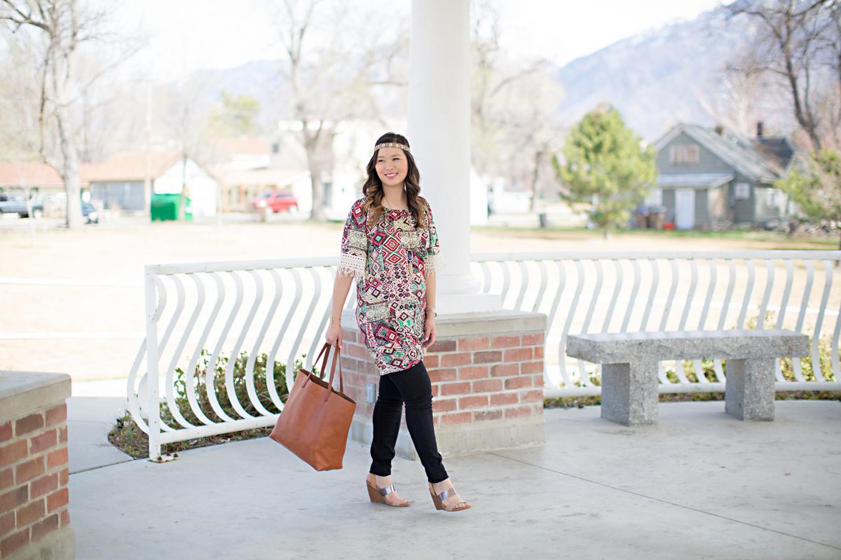 Sandy a la Mode | Fashion Blogger - Coachella festival look