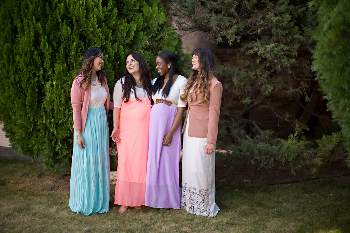 8140a28dcf685 Sandy a la Mode / Bloggers Spring Lookbook with PinkBlush and PinkBlush  Maternity ...