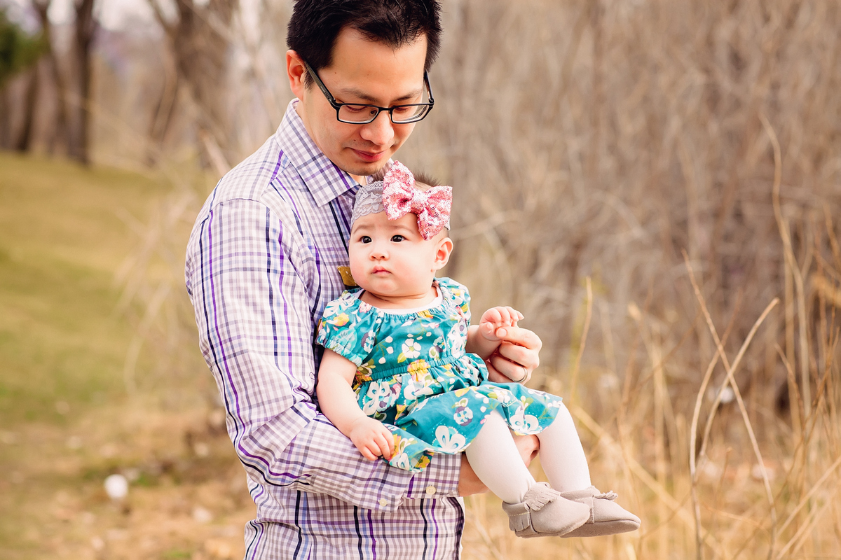 Sandy a la mode | Daddy and daughter photos