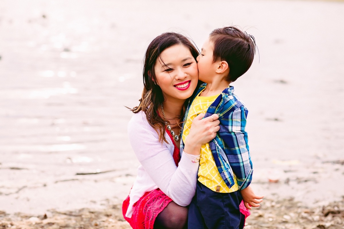 Sandy a la mode | Mommy and son photos
