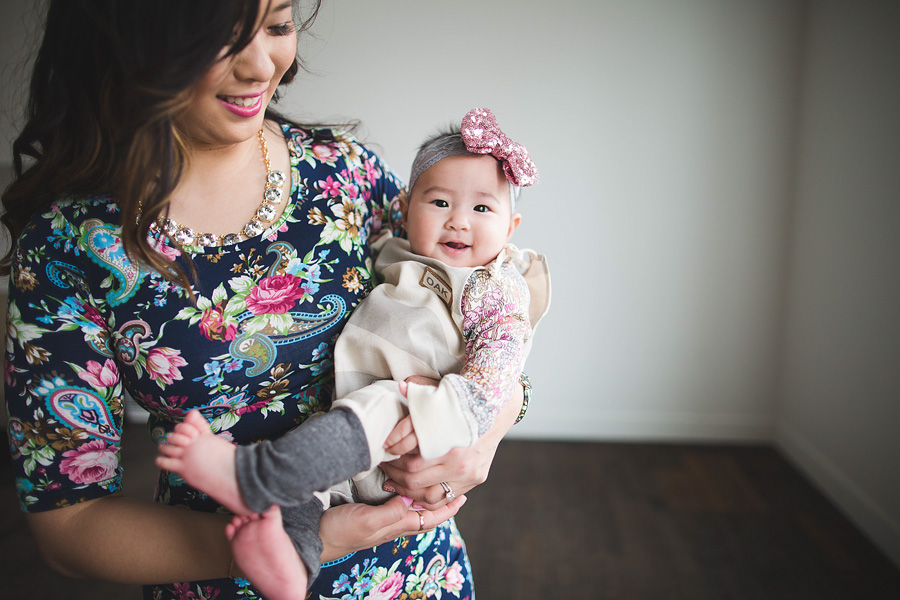 Sandy a la Mode | Mommy and Me Fashion Florals and Pink
