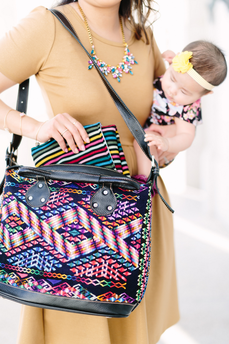 Sandy a la Mode / Fashion Blogger Mommy and Me Mus Bags