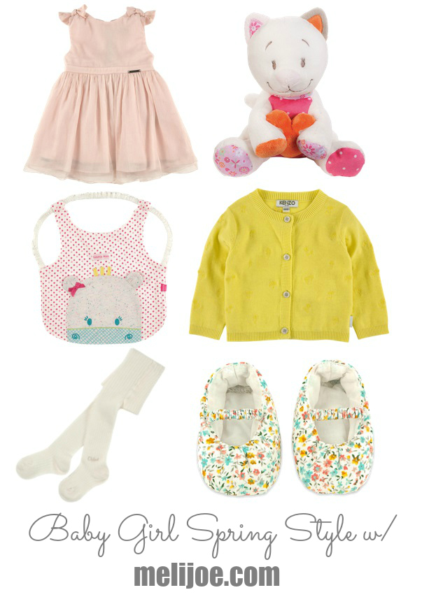 baby spring style
