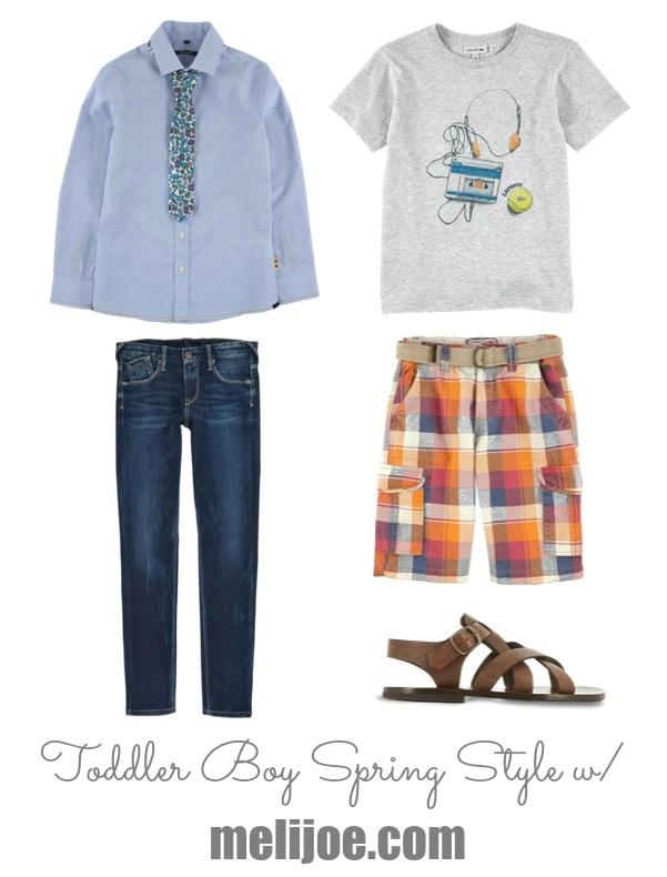 boy spring style