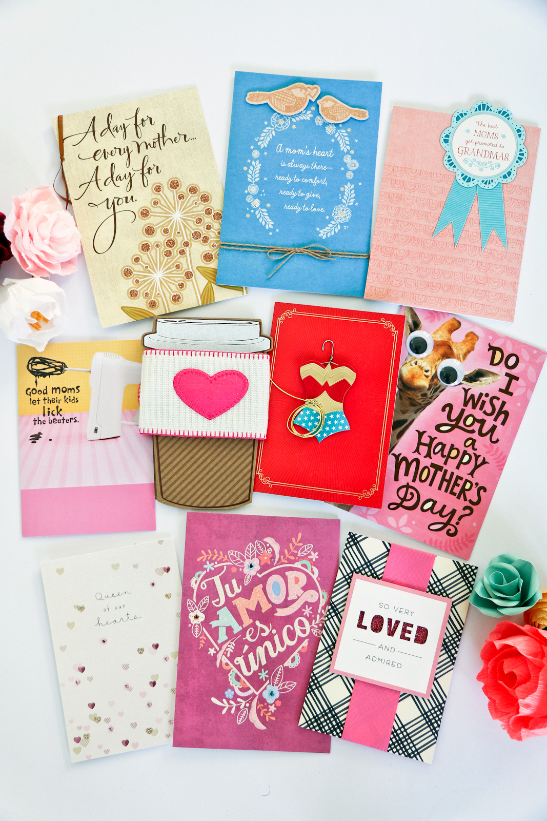 Put Your Heart To Paper with Hallmark for Mother's Day