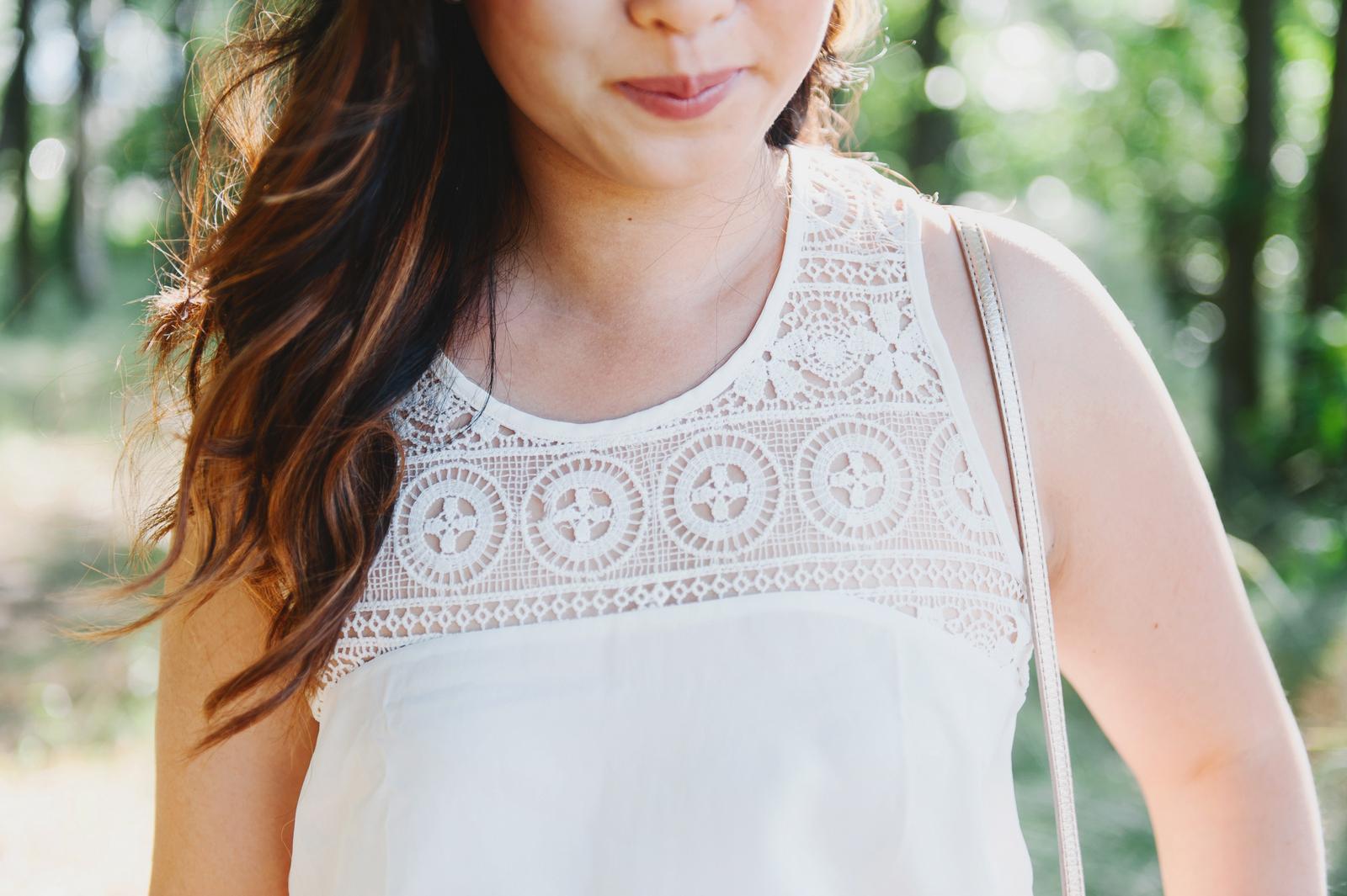 Sandy a la Mode | Fashion Blogger wearing RubyClaire Boutique