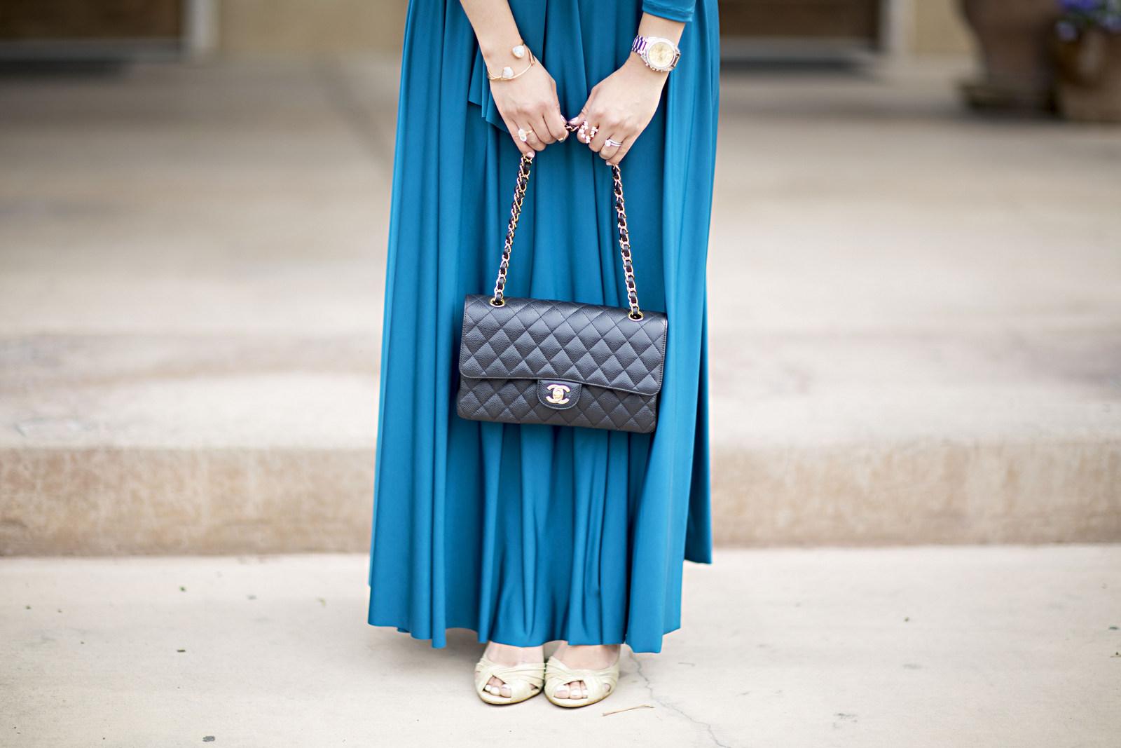 Sandy a la Mode | Fashion Blogger Henkaa Iris Convertible Dress