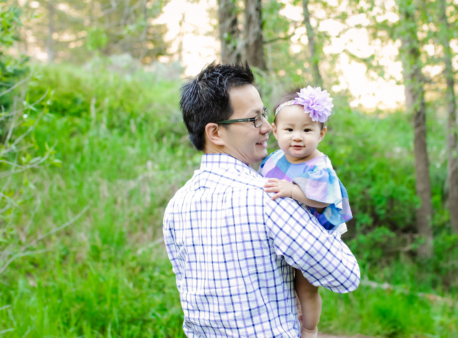Sandy a la Mode | Family Pictures at Tibble Fork, Utah