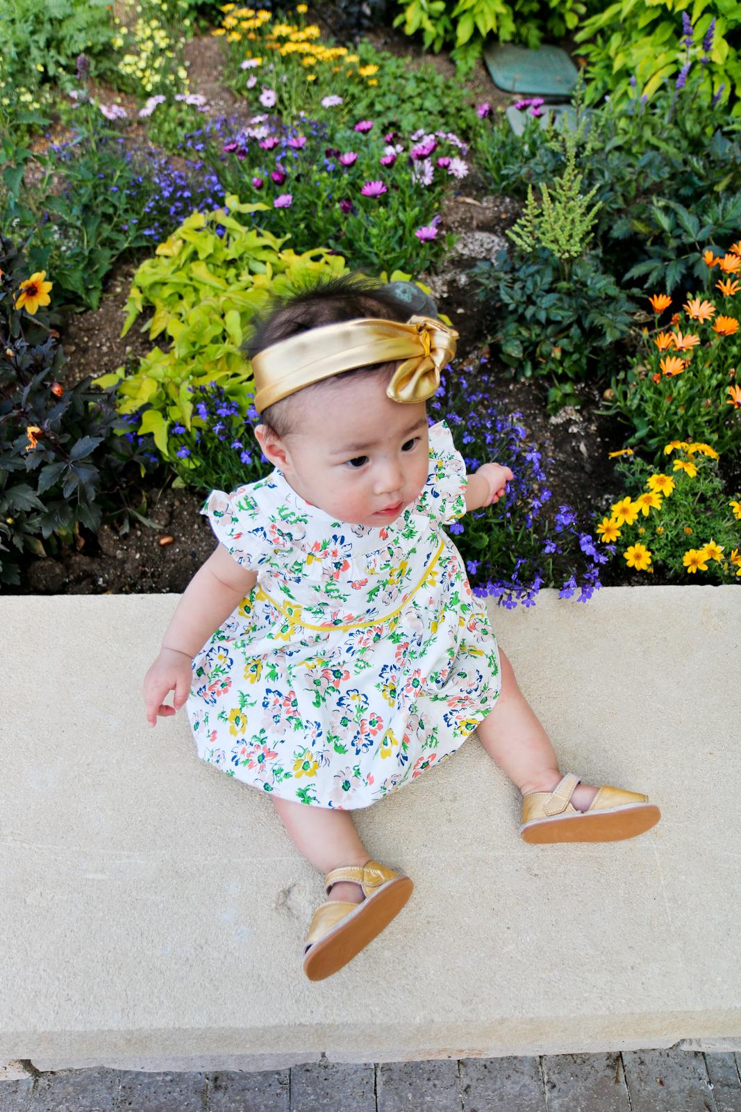 Sandy a la Mode | Kid's Fashion Blog wearing Melijoe Fashion