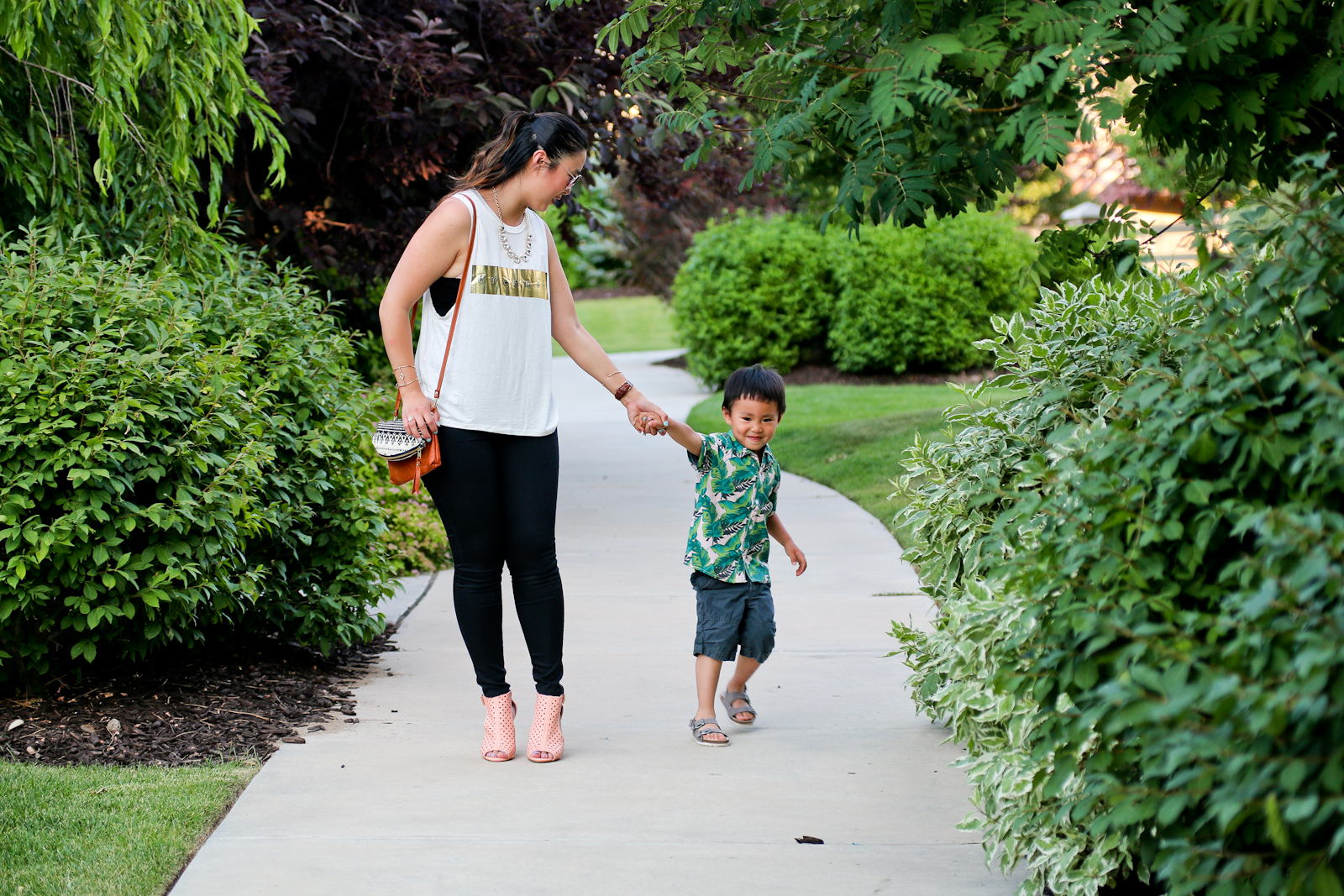 Sandy a la Mode | Fashion Blogger Mommy and Son Fashion