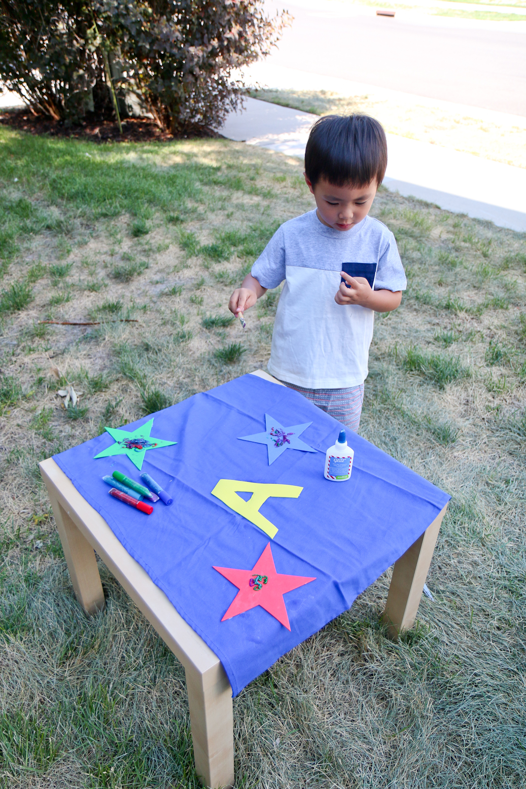 Sandy a la Mode | Lifestyle Blogger Toddler Activity with Seedling