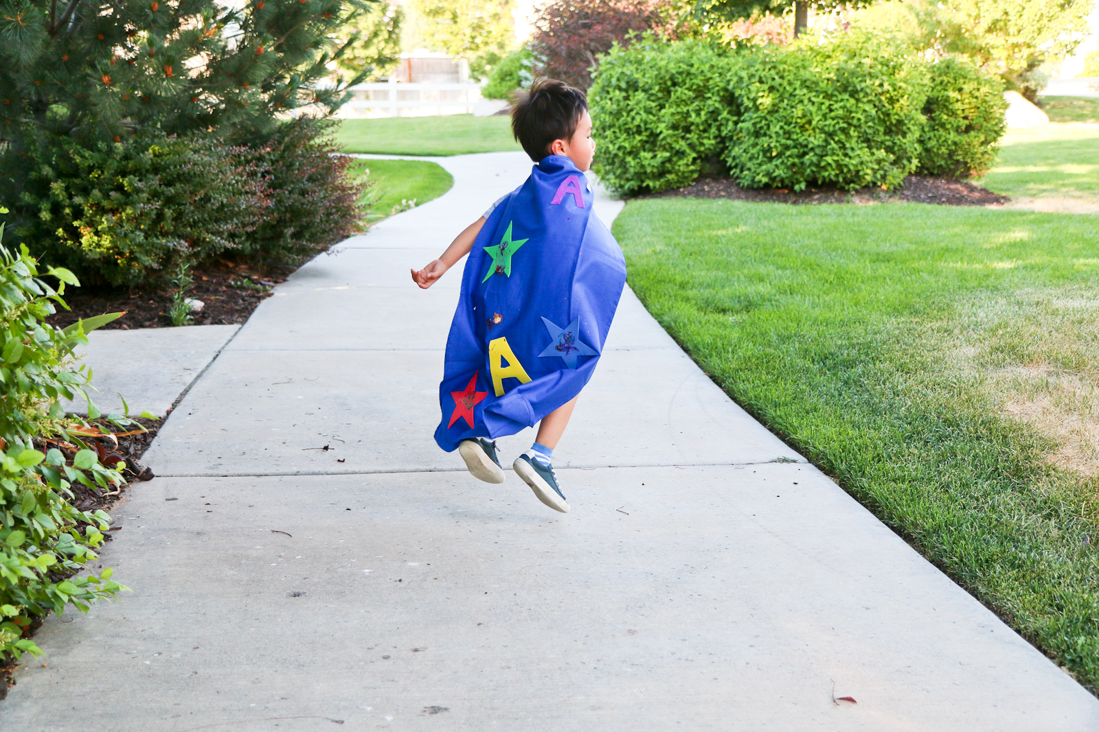 Design Your Own Superhero Cape with Seedling