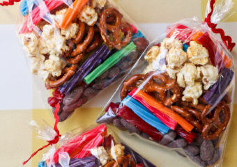 Easy Twizzlers Summer Trail Mix Recipe, Perfect For A Mini Snack