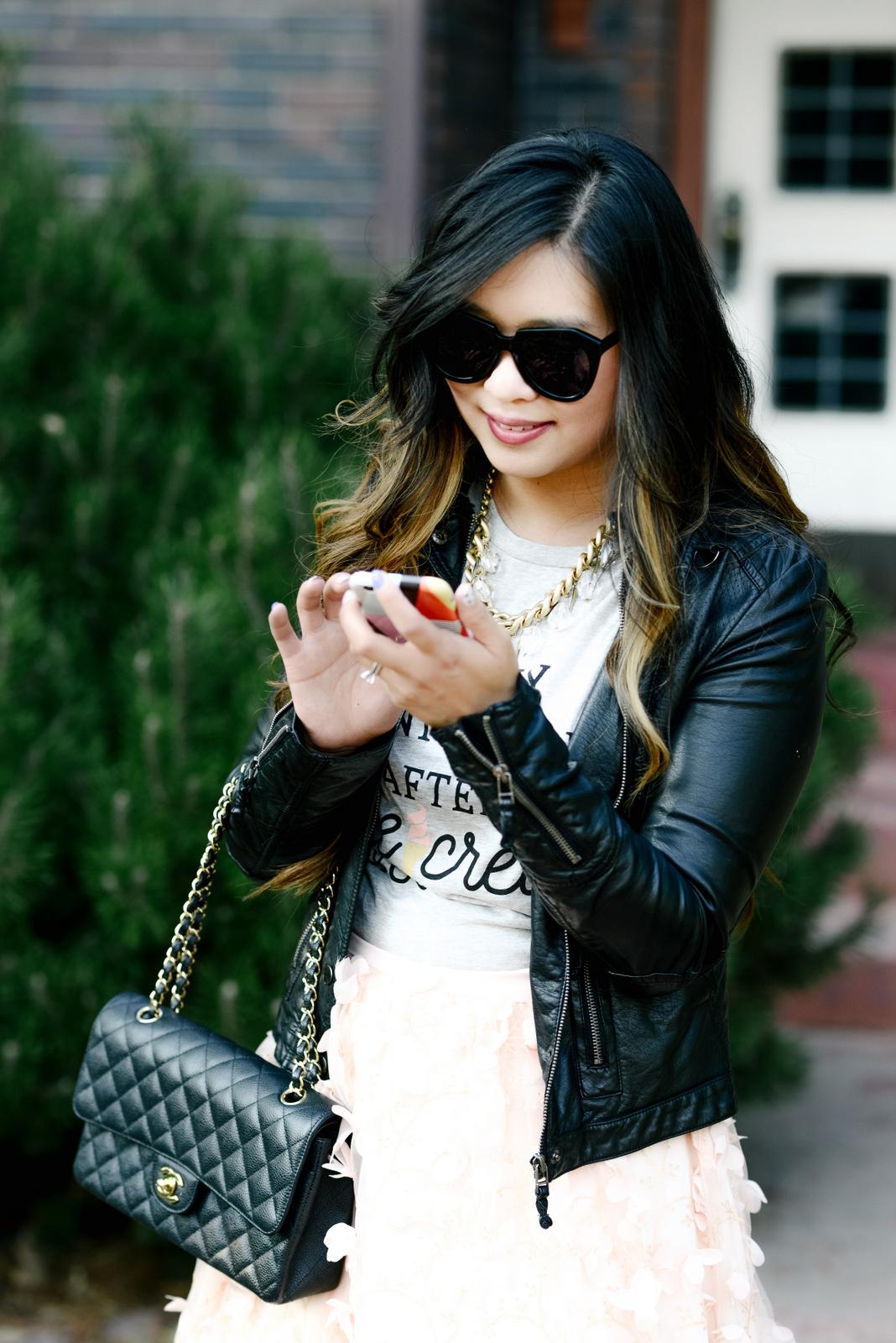Fashion Blogger using Fashion Stash
