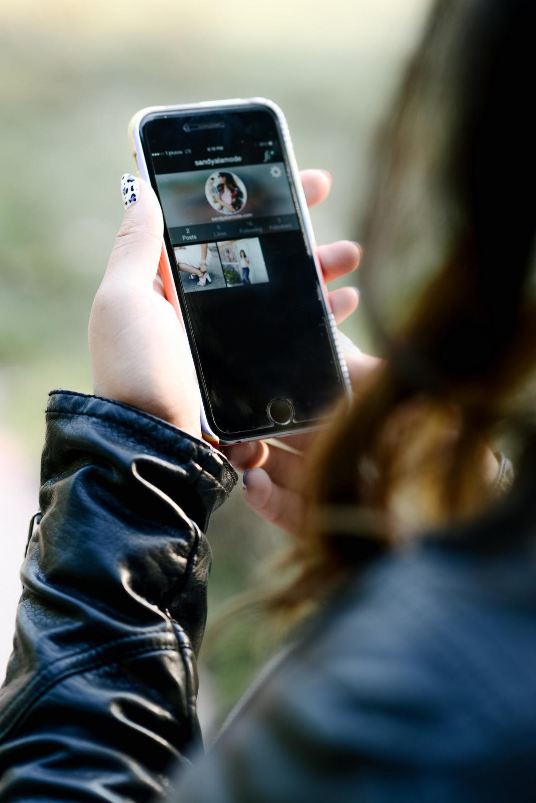 Fashion Stash phone app
