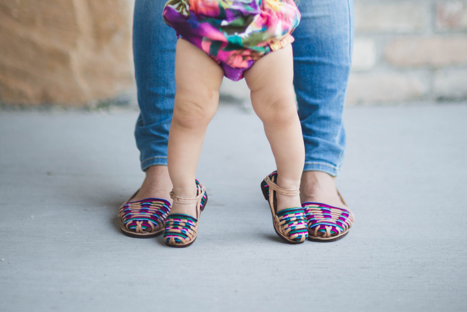 Mommy and me matching shoes Filanthropikthreads