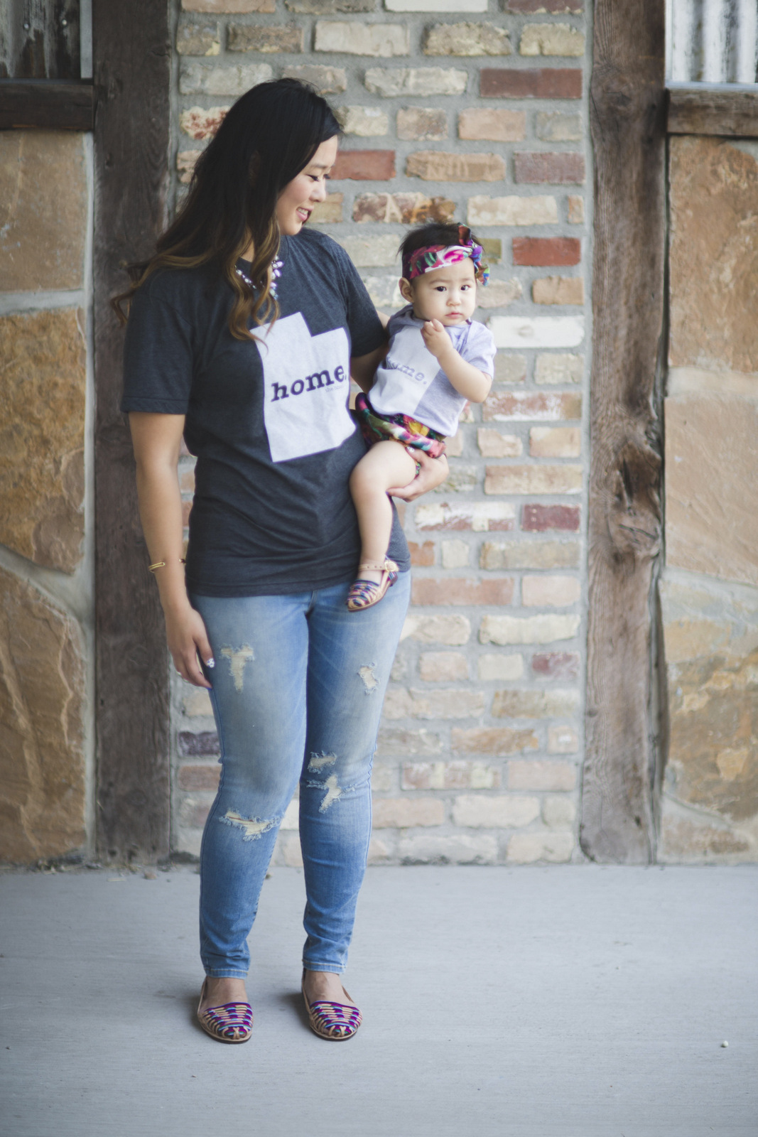 Mommy and me outfits