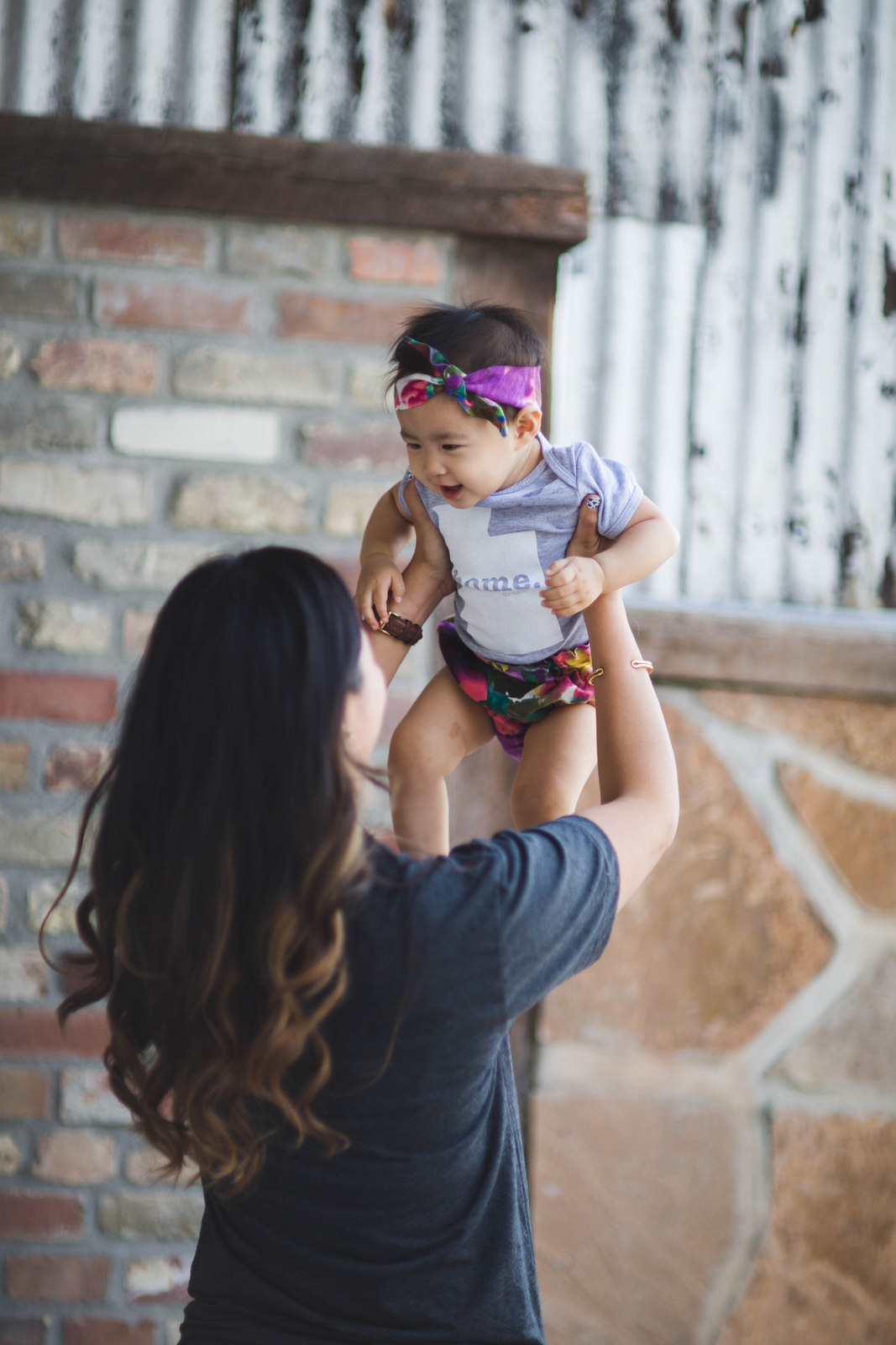 Baby girl Home tee Utah