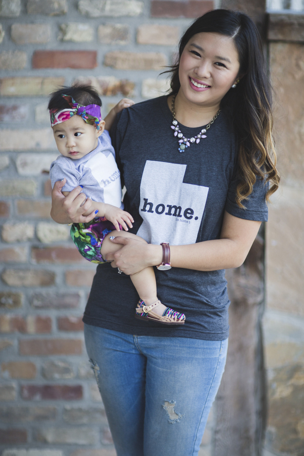 How to style the Home tee