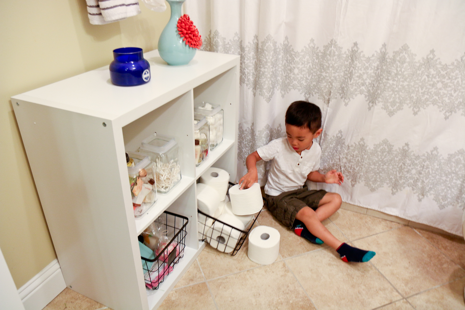 4 ways to get toddlers to help around the house