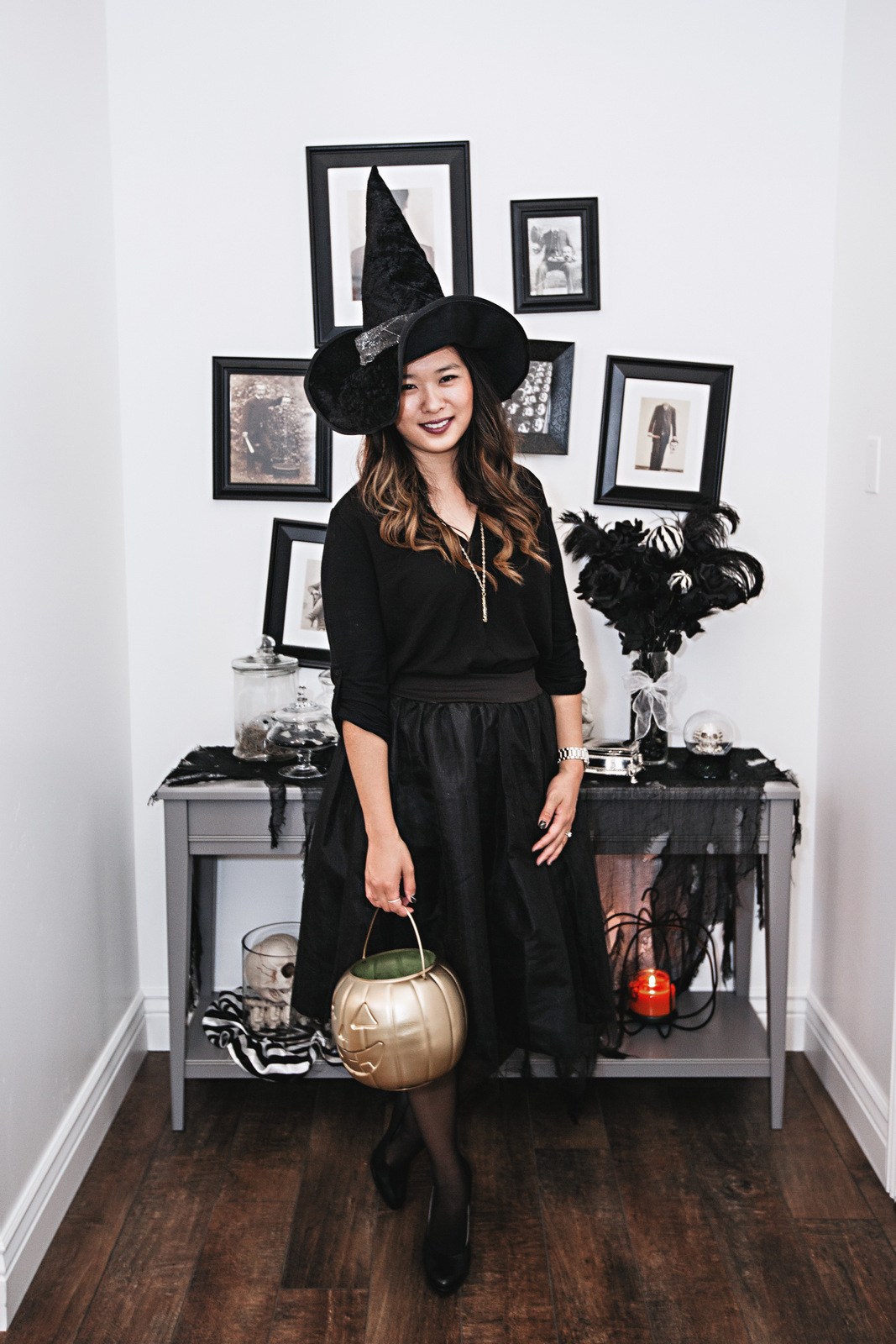 Stylish Witch Costume