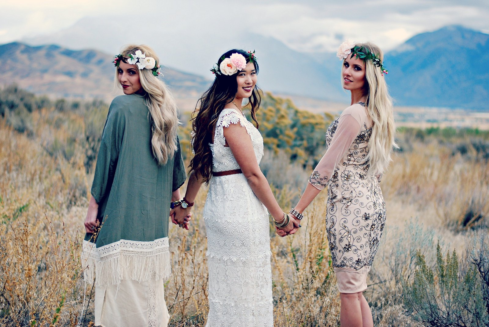 Bohemian Woodland shoot