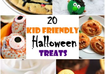 20 Kid-Friendly Halloween Treats Ideas!