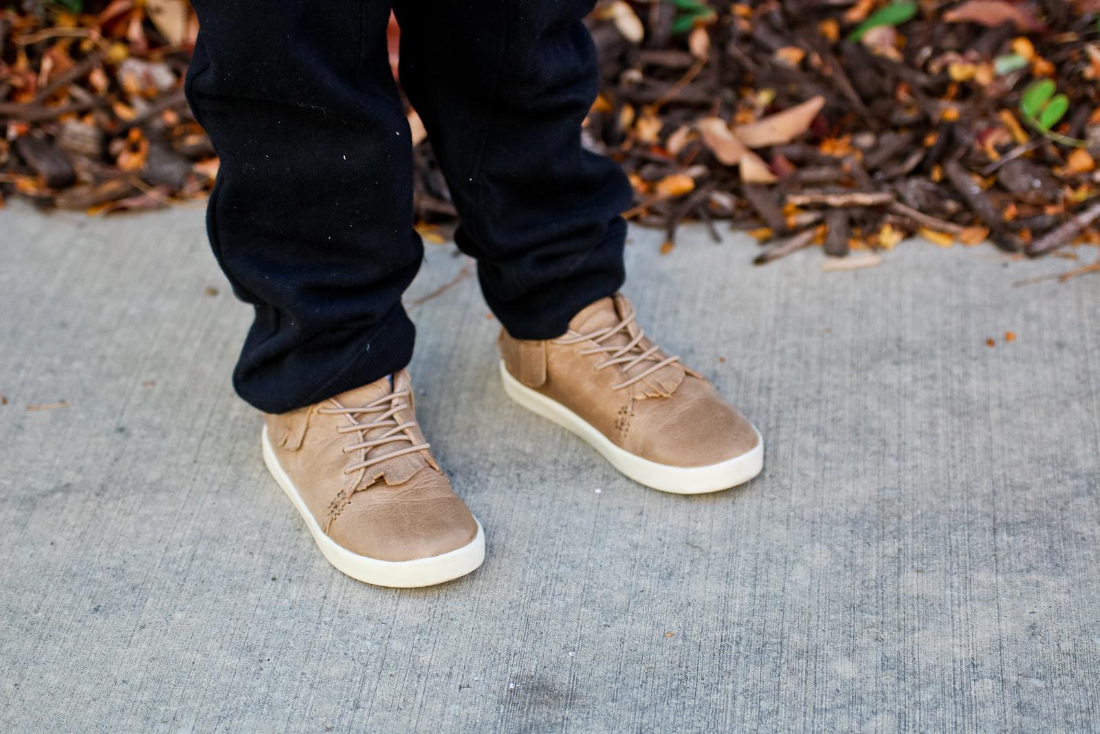 Little Boy's style