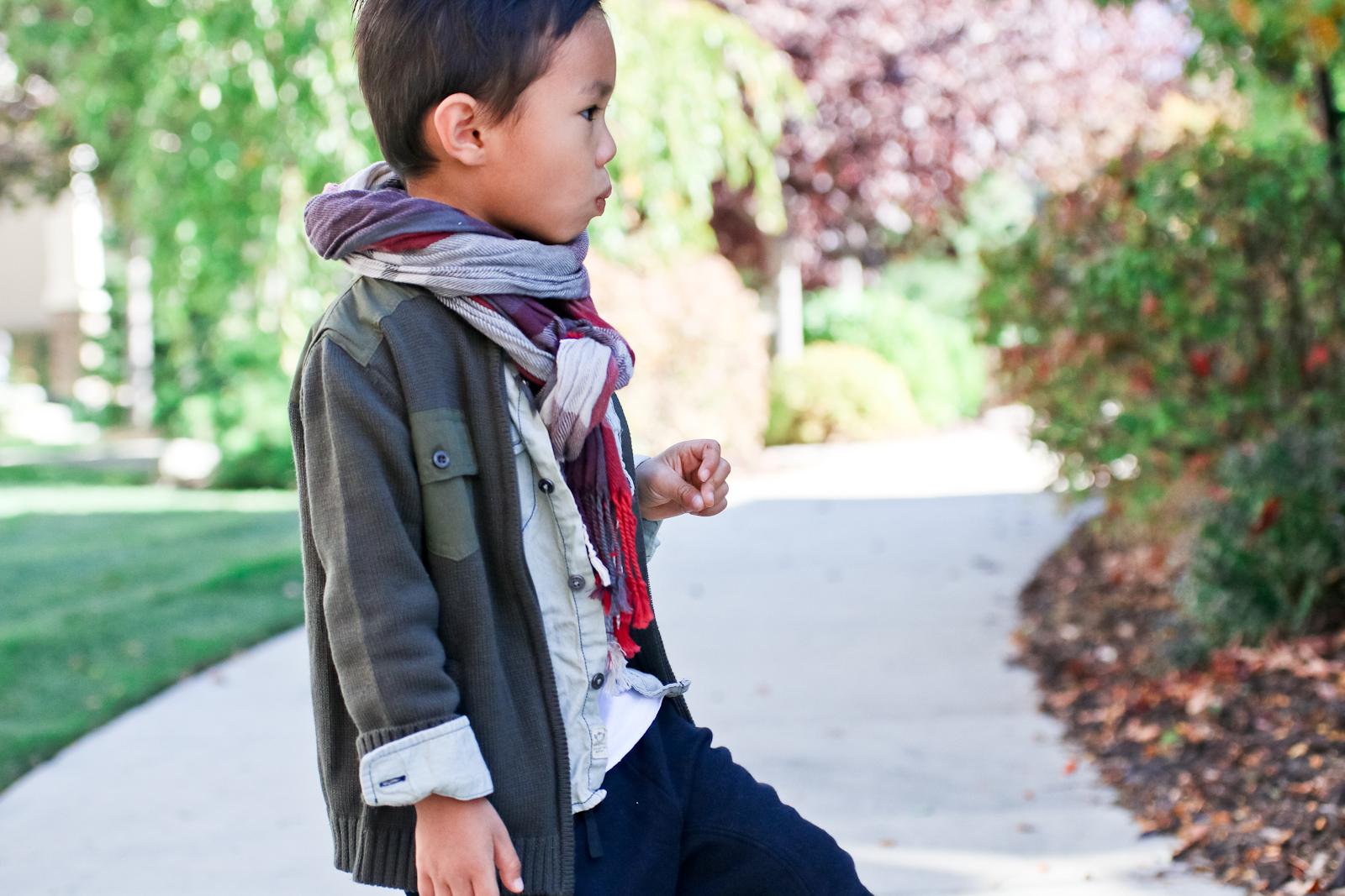 BokuBaby Boy's Style
